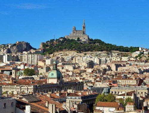 VTC Marseille et sa région